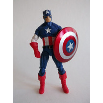 Captain America Comic Series Escala Marvel Universe