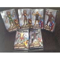 Marvel Legends Icons 6 Pzas. 12 Pulgadas Hasbro Súper Oferta