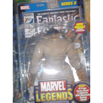 Marvel Legends The Thing Serie 2 Variante La Mole 4fantastic