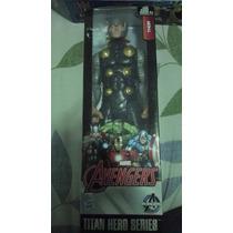Thor Avengers Hasbro 30cm Nuevo Marvel Vengadores
