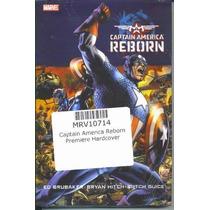 Captain America Reborn Premiere Hardcover