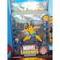 Figura Marvel Legends Wolverine X-men.