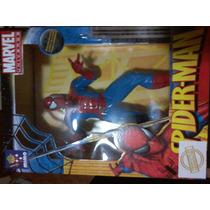 Spiderman Gigante Marvel Marca Mimo Brasileño 60 Cmts.