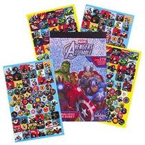 Marvel Avengers Stickers ~ 270 + Stickers ~ Capitán América