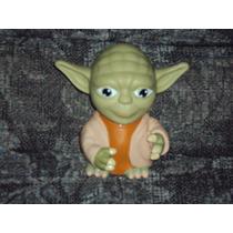Figura De Yoda Alcancia De Star Wars Guerra De Las Galaxias