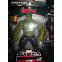 Hulk The Avengers Age Of Ultron Marvel Legends Serie Thanos