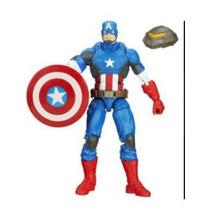 Marvel Legends:capitan America Y Soldado De A.i.m. (kit 2)
