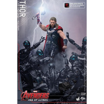 Thor Avengers Age Of Ultron 1/6 Hot Toys Sideshow Msi