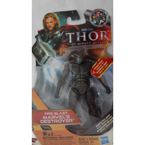 Destroyer Fire Blast Thor Marvel Universe Avengers Assemble