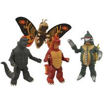 Diamond Select Toys Godzilla Minimates Serie 1 Box Set