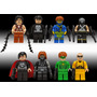 8 Figs Whiplas Linterna Verde Punisher Compatibles Con Lego