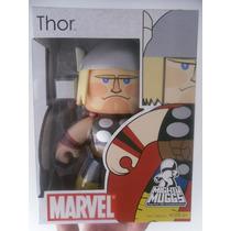 Figura Marvel Mighty Muggs Thor, Nuevo Y En Mano!