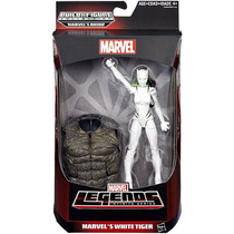 Marvel Legends Spider-man Series 2 White Tiger