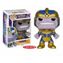 Funko Pop Thanos Marvel Guardians Of The Galaxy Avengers