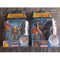Marvel Legendary Heroes Serie Pit Witchblade,superpatriot