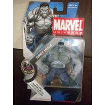 Marvel Universe Grey Hulk Blister Avengers X Men Thor