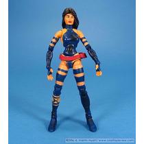 Marvel Legends Psylocke Baf Mojo X-men X-force Deadpool