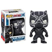 Funko Pop Civil War: Black Panther Mascara De Latex 130