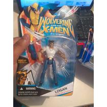 Marvel Universe Serie Wolverine Y Los X Men Logan