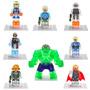 La Era De Ultron Los Avengers 2 Cristal Compatibles Con Lego