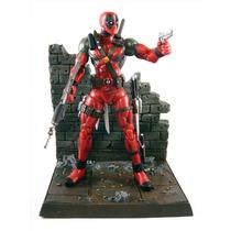 Deadpool Marvel Select 7 Pulgadas Articulado
