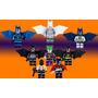 Genial Set De Batman A1 Baen Joker Compatible Con Lego