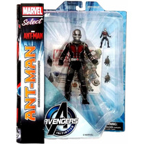 Ant-man Marvel Select Avengers Initiative Scott Lang