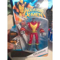Marvel Universe Serie Wolverine Y Los X Men Colossus