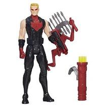 Marvel Avengers Titan Serie Del Héroe Rayo Arco Hawkeye Excl