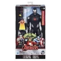 Titan Hero Warmachine Maquina De Guerra Avengers Vision Hulk