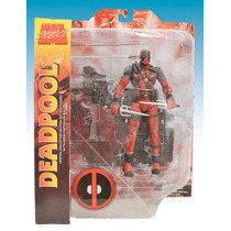 Marvel Select Deadpool No Avengers Sideshow Hot Toys