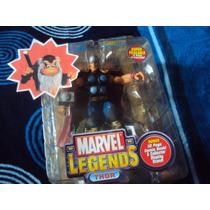 Thor Marvel Legend Serie 3 Nuevo Con Blister Sellado