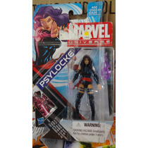 Psilocke Marvel Universe Avengers Thor Venom Ironman