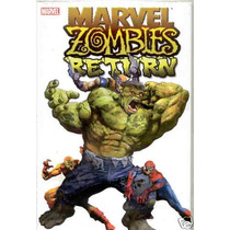 Marvel Zombies Return 1st Printing Hardcover En Ingles