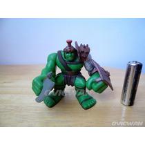 Figura Planet Hulk 7 Cm Marvel Super Hero Squad Hasbro Md126