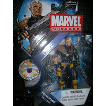 Marvel Universe Serie 3 # 007 Cable