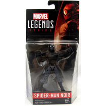 Spiderman Noir Marvel Universe Armored Big Time Black Panthe