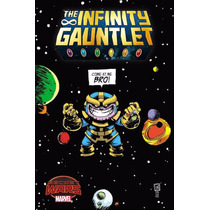 Infinity Gauntlet # 1 Skottie Young Variant Cover En Ingles