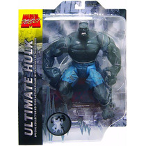 Marvel Select Ultimate Hulk Gris Envio Gratis