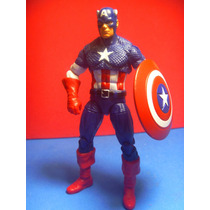 Marvel Universe Captain America International Patriots Kmart
