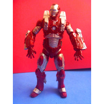 Marvel Universe Iron Man Inferno Mission Armor 2010