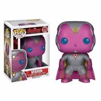 Funko Pop!! Marvel Avengers 2 Age Of Ultron: Vision # 71