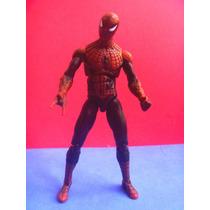 Marvel Universe Spiderman Wave 5 2009 #032 Variante Negro
