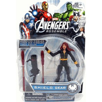 Black Widow Marvel Universe Avengers Nick Fury Hawkaye Capit