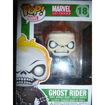 Ghost Rider Marvel Comics Pop Funko