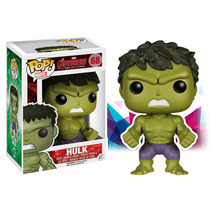 Hulk 68 Pop Funko Vengadores Avengers 2 Marvel Gennial