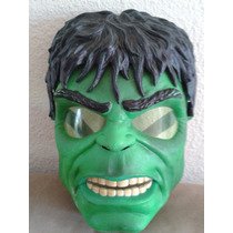 Mascara Increible Hulk Electronica Avengers /2008 Marvel