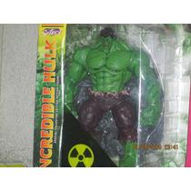 Marvel Select Diamont Hulk Verde 10 Inch 22 Cm De Altura.