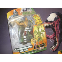 Absorbing Man Hulk Marvel Legends Fing Fang Foom Figura