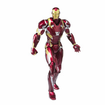 Pre Orden Bandai Captain America:civil War - Iron Man Mark46